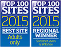 Practical Caravan & Practical Motorhome Top 100 Caravan Sites 2015 Best Adult Only Park & Regional Winner