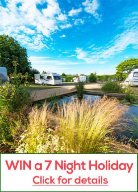 win a 7 night caravan holiday in somerset